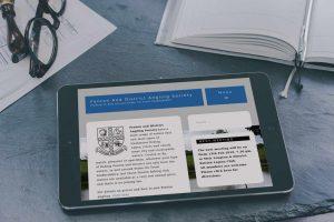 Web Design Leek Staffordshire - Kisweb Keep It Simple 3