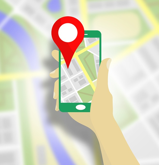 SEO Staffordshire google map search